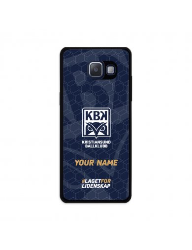 KBK Logo blå deksel + ditt...